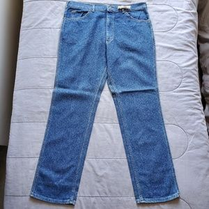 VTG 90S LEE RIDERS MADE IN USA JEANS STRAIGHT LEG